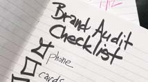 Brand Audit Checklist MB Piland