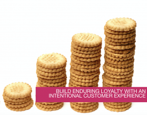 Build bank loyalty number with better customer experience