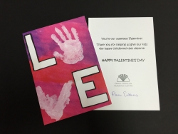 Valentine from Family Service and Guidance Center