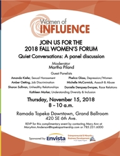 Womens Forum Fall 2018