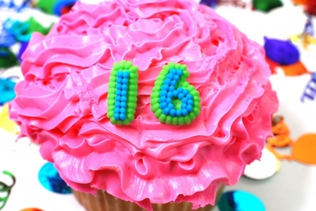 cupcake sweet 16 for your brand