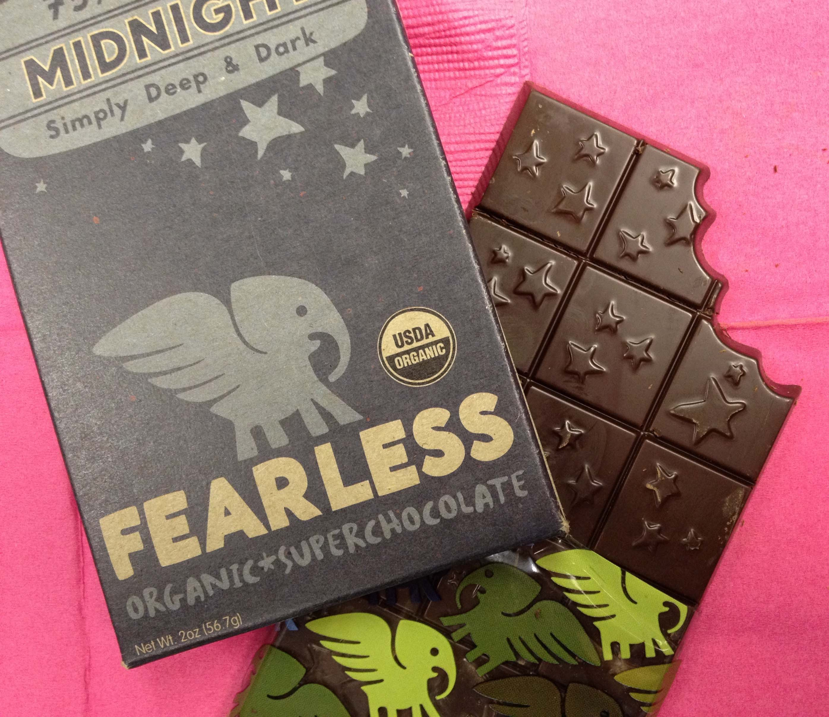 Fearless Chocolate - MB Piland Inside-Out Blog