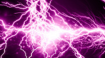 pink electric spark for web